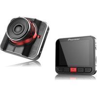 Câmera De Segurança Automotiva Pioneer Dashcam Vrec-100Ch Tela De 2,7