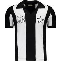 Camisa Retrômania Botafogo 1962 - Masculino