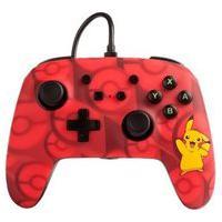 Controle Power A Para Nintendo SwitchPikachu - 1513777-01
