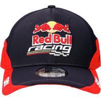 Boné New Era 3930 Red Bull Sky - Masculino-Marinho+Vermelho d589a1ea8e6