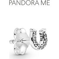 Brinco Único Minha Ferradura Da Sorte - Pandora Me