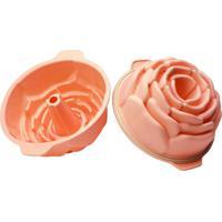 Forma De Silicone Rose Alta 2,25 Litros V2 Silikomart