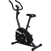 Bicicleta Ergométrica Vertical Max V, Painel Em Lcd Multifunções, Regulador De Esforço - Dream