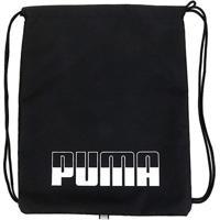 Sacola Puma Plus Gym Sack Ii - Unissex-Preto