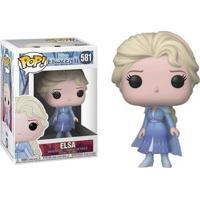 Boneco Funko Pop Disney Frozen Ii Elsa 581 - Unissex