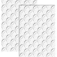 Revestimento Dalia Branco Acetinado 8428 43,7X63,1Cm - Ceusa - Ceusa
