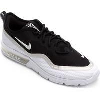 Tênis Nike Wmns Airmax Sequent 4.5 Feminino - Feminino-Preto+Branco