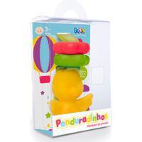 Mordedor De Prender Penduradinhos Pato - Toyster - Multicolorido - Dafiti