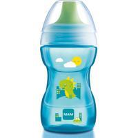 Copo De Treinamento Learn To Drink (270Ml) Boys (8M+) Dino - Mam Mam4243-A Copo De Treinamento Learn To Drink (270Ml) Boys (8M+) Baby Dino