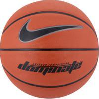1c07b403a0 Bola De Basquete Nike Dominate 8P Bb0635 - Laranja Esc Preto