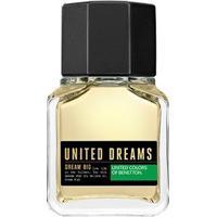 Perfume United Dreams Dream Big Men Edt - Edição Limitada Masculino 60Ml Benetton - Masculino-Incolor