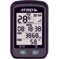 Gps Com Bluetooth Titanium Bi155 + Cinta Cardíaca Atrio - Preto