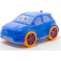 Carrinho Para Bebê - Tchuco Baby - Azul - Samba Toys