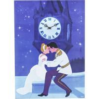 Relógio Cinderela - Princesas Disney - Mabruk