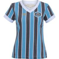 Camisa Umbro Grêmio Feminina Retro 1983