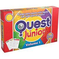 Jogo Quest Júnior - Grow