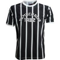 Camisa Liga Retrô Democracia 1982 - Masculino
