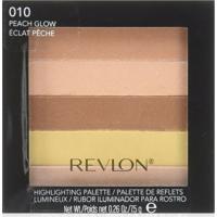 Blush Revlon Highlighting Palette Peach Glow 010 Com 7,5G