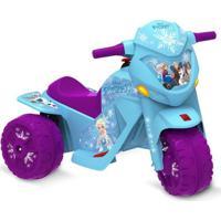 Veículo Elétrico - Moto - 6V - Disney - Frozen - Bandeirante