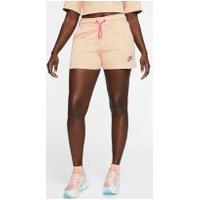 Shorts Nike Sportswear Icon Clash Feminino