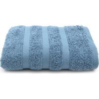 Toalha De Rosto Karsten Safira Azul 48 X 80