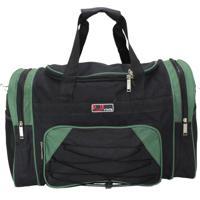 Bolsa Sacola De Viagem Média Yins Sv0210 Verde