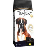 Ração Para Cães Tufão Adultos 15Kg