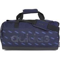 Bolsa Adidas Linear Duffle Sg - Unissex-Marinho