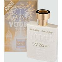 Perfume Feminino Miss Vodka Woman Paris Elysees - Eau De Toillete 100Ml