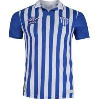 Camisa Do Avaí I 2019 Umbro - Masculina - Azul