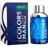 Colors Man Blue Benetton - Perfume Masculino Eau De Toilette - 200Ml - Masculino