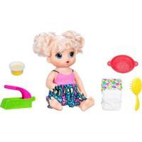 Boneca Baby Alive Espaguete Com Acessórios - Unissex-Incolor