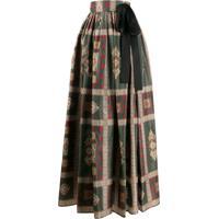 Etro Darlington Skirt - Verde