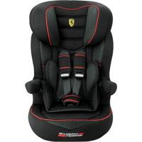 Cadeira Para Auto De 9 À 36 Kg - Imax Sp - Ferrari Black - Team Tex - Masculino