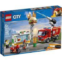 Lego City - Resgate Na Hamburgueria - 60214 Lego 60214