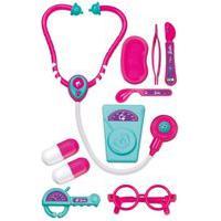 Barbie Kit Doutora Médica - Fun Divirta-Se