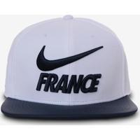 Boné Nike França Pro