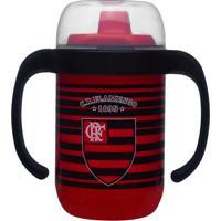 566e967f87 Dafiti  Copo Flamengo Antivazamento 250Ml Com Alça Lolly Baby Vermelho