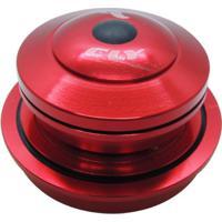 Caixa Movimento De Direção Cly 06 Ahead Over 1.1/8 Vermelho - Unissex