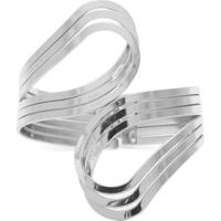 Bracelete Metal Curves
