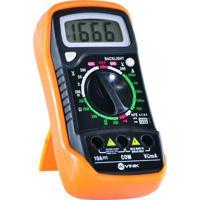 Multimetro Digital Vinik Vmd 1030 Preto