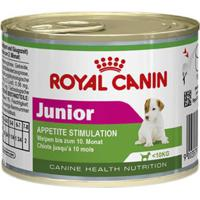 Ração Royal Canin Ração Úmida Junior Raça Pequenas - 195G