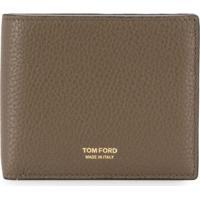 Tom Ford Carteira Com Logo - Marrom