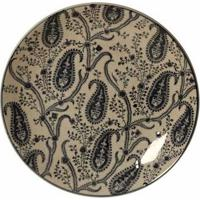 Prato De Parede Decorativo De Porcelana Harer
