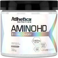 Amino Hd 8:1:1 Recovery Rodolfo Peres 200 G - Atlhetica Nutrition - Unissex