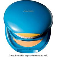 Base Facial Shiseido Refil - Uv Protective Compact Foundation Fps35 - Medium Ochre - Sp40 - Feminino-Incolor