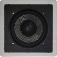 """Subwoofer Loud Áudio In Wall 8"""" 150W Lsw8 150 Branco"""