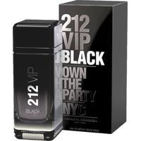 212 Vip Black De Carolina Herrera Masculino Eau De Parfum 50 Ml