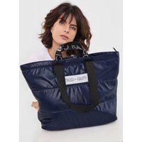 Bolsa Colcci Fitness Shopping Bag Azul