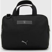 Bolsa Puma Ferrari Ls Handbag Preta